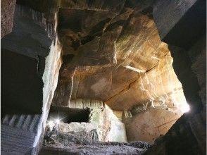 [静冈南伊豆]独木舟传奇之旅!让我们参观江户时代的自然指南和采石场!您可能会遇到野猪和鹿!