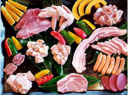 【沖縄・本部町】 【恋人ビーチうふた浜】 BBQプラン  10名以上でご利用出来るお得プラン♪
