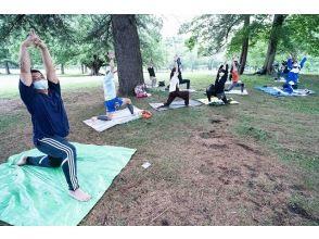 【東京・砧公園】8/29(日)開催!初心者歓迎☆夏の夕涼みパークヨガ×ダイエットウォーク