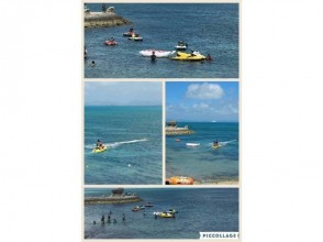 【 Okinawa · Ginowan City】 Parasailing & Marine Sports
