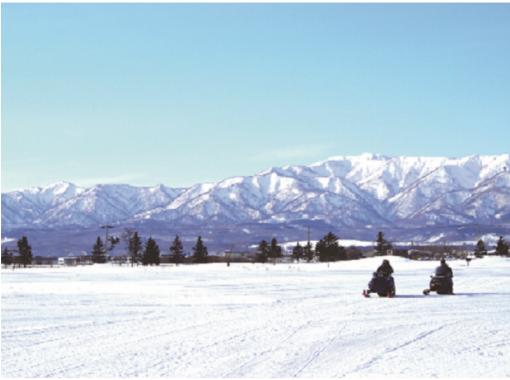 【北海道・美唄】美唄の大自然の中で思いっきり雪遊び Bプラン!