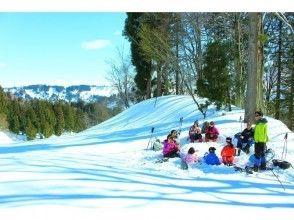 [Gunma ・ Minamikami ・ Snowshoes] Hiking on snow! (half-day)