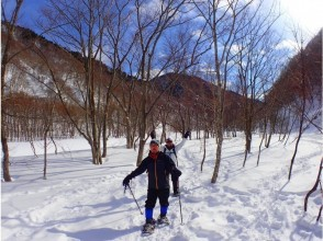 【 Gunma · Minakami · Snowshoes · 1 Day Course】 Find great views of Okutane! (With lunch)