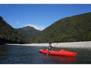 【Kumano River · Kitayama River】 Let's travel the place of pilgrimage from ancient times! Kumano River · Kitayamagawa Canoe Camping Tour (2 nights 3 Sun )