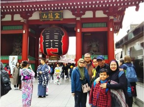 【Tokyo · Asakusa / Shibuya】 Recommended for Muslims and vegetarians! Tokyo Highlights Tour