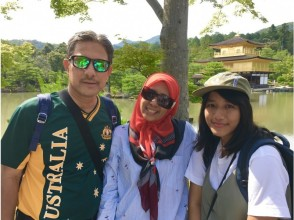 【Kyoto · Gion】 Recommended for Muslims and vegetarians! Kyoto Highlights Tour