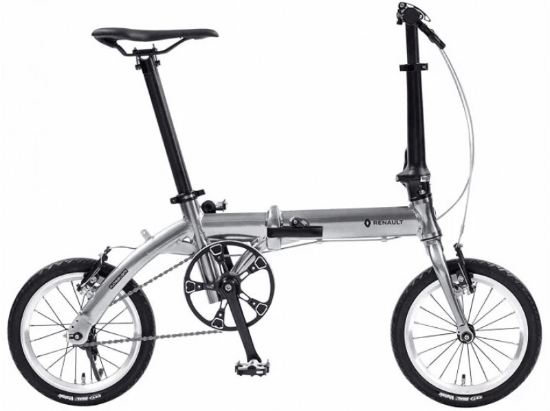 [Delivered Anywhere] Rent a mobile bicycle Renaultの紹介画像