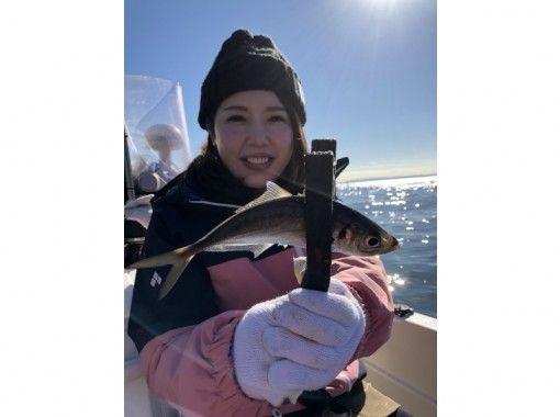 【東京・羽田】釣りガールを応援!アジ釣り女子会プラン! 釣った魚を調理してくれるお店を紹介可!