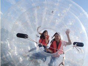 "[Shiga Lake Biwa] Let's run around Lake Biwa! ""Water tuber experience"" photo service available!"