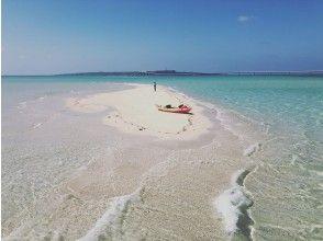【沖縄・宮古島】カヤックで行く幻の島(ゆにの浜)上陸ツアー