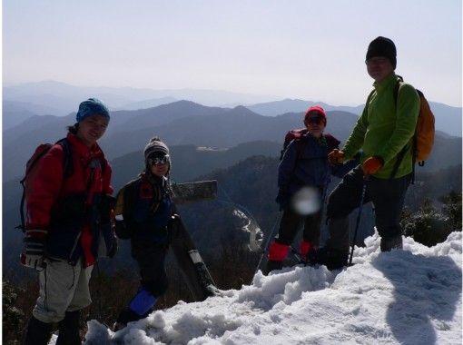 【和歌山・護摩壇山】初めての方も安心!南国和歌山でスノーシュ-ハイキング!