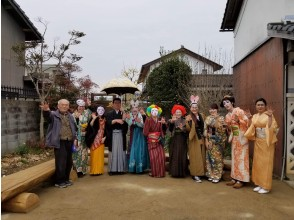 【Okayama・Shoo-cho】 Unique experience - a guided sightseeing tour ★ 7-minute walk from JR Katsumada Station (with lunch)
