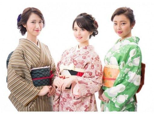【大阪城】着物でお出かけプラン【家族・カップルOK!】