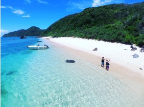 人気No.1‼️奄美ブルーの海でボートシュノーケル&船でしか行けない秘境のビーチ上陸ツアー