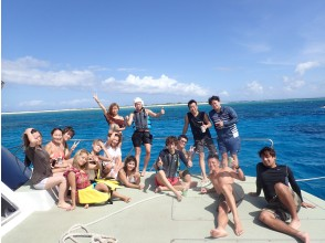 [Okinawa ・ Naha Departure] Recommended for families and groups! Cruiser charter half-day Plan (3 hours)