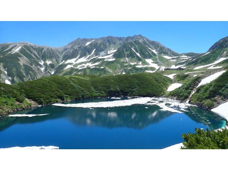 【富山県・立山】氷河が現存する富山県最高峰へ!北アルプス立山トレッキングツアーの紹介画像