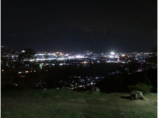 【長野・安曇野市 桜物語】光城山花見トレッキングの紹介画像