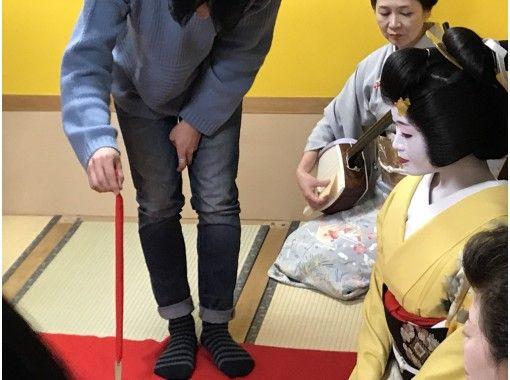 【北海道・札幌・ススキノ】舞妓・芸妓さんとお座敷体験!飲み放題ナイトプラン90分