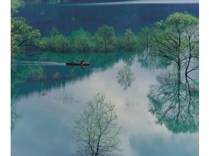 [Iide Town, Yamagata Prefecture] Canoeing experience and Yonezawa beef / local vegetable BBQ tour in a fantastic submerged forest <4 / 29-5 / 9 limited>