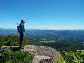 Mt. Bandai mountain climbing
