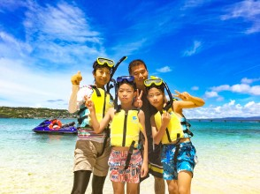 Regional common coupons can be used ♪ [Okinawa / Kouri Island] Experience with a secure charter for each group! Let's look for clownfish and turtles Snorkel tour 60 minutes ♪