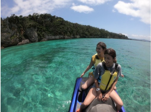 Regional common coupons can be used ♪ [Okinawa, Kouri Island, personal watercraft] Experience with a secure charter for each group! Many superb view points! Jet ski Rental 30 minutes ♪の紹介画像
