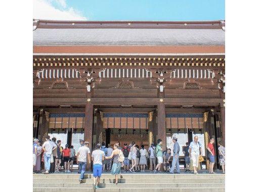【東京・原宿】プライベートツアー・明治神宮と原宿を100%楽しむ!必見スポット全部回るツアー
