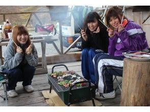 Tokachi River Rafting + Yakiniku Pack ♪