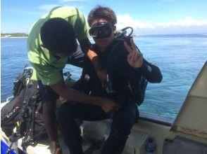 Diving license acquisition