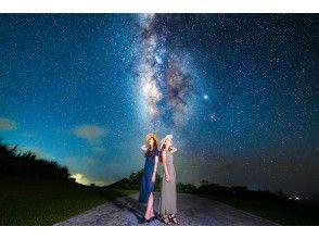 【沖縄・石垣島】テレビ・雑誌多数掲載☆人気の星空フォトを撮りませんか?星空ソムリエのプロウェディングカメラマンが撮影⭐︎天体望遠鏡も有り☆