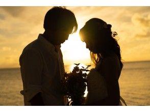 【沖縄・石垣島】ウェディングフォトSunset☆石垣島の感動的なサンセットタイムのビーチで結婚写真を撮りませんか?