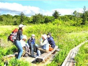 【トレッキング】駒止湿原ガイド(1日コース)の画像