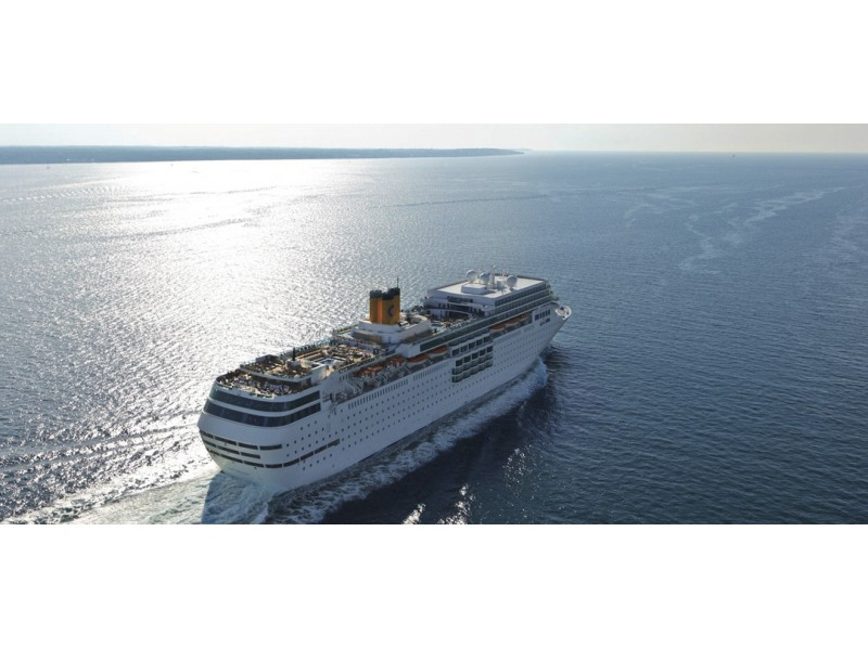 [Haku many times wearing] Costa Neo Romantica number ★ Sun Honkai Short Cruise (5 nights 4 nights)Sun) Hakata-Maizuru-Kanazawa-Busanの紹介画像