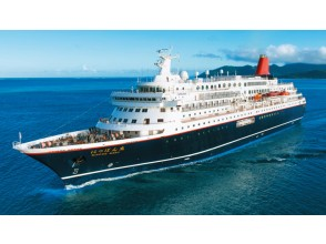 [Otaru arrivals and departures] Japan Maru ★ Fly cruise Hokkaido・ D course (3 nights 4) Sun ) 9/8 rounds