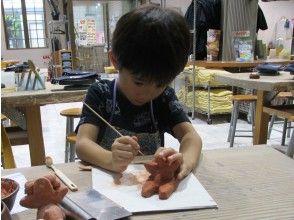 "[Shizuoka/Izukogen] Make your dog a cute unglazed dog! ""Potato making experience"" welcomes groups of 20 people!"