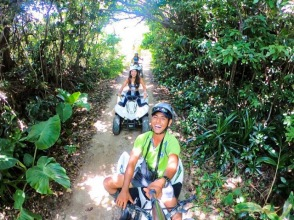 * Corona measures [Itoman, Okinawa] Jungle buggy experience! Safe with a guide! 4 years old ~ Participation OK, with banyan walk! 30 minutes from the airport, popular outdoors
