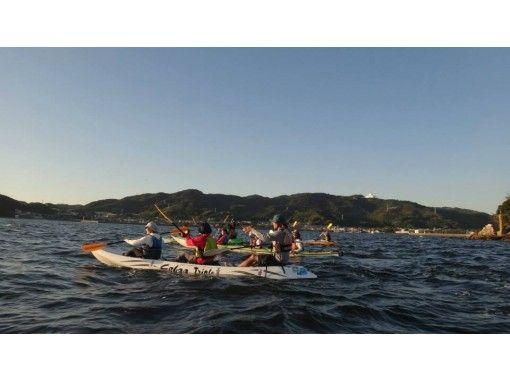 [Aichi ・ Gamagori】 Sea kayak Toursの紹介画像