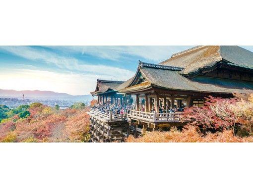【京都・伏見】向島発着でヘリコプター遊覧「清水寺コース」(12分コース)