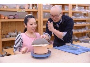 【埼玉・上尾】ホームセンターで気軽に陶芸「器が2個作れる手びねり体験」お子様も歓迎!