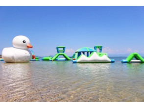 Adventure on Lake Biwa! Adventure Waterpark To GO!
