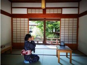 [広島/Fukuyama/上石高原] Manyo no Mori Koshinji經驗豐富的磨成粉的茶(抹茶)