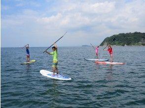 【神奈川・逗子】初めてのSUP体験!ゆっくりSUPで海上散歩![写真撮影付き]