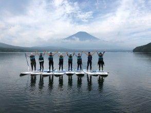 [Yamanashi-Lake Yamanaka]Wakeboarding& Sap plan