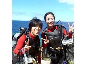 【沖縄・ライセンス取得!】PADIアドバンスドオープンウォーターダイバーコース(AOW)の画像