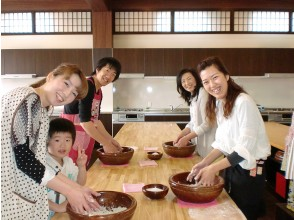 [Fukui Prefecture, Echizen] Luxury to beat by yourself! Experience making soba in the birthplace of Echizen soba