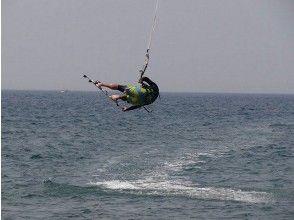 [Fukui ・ Mikuni / Takasu] Kite board 1-day experience course Experienced instructors will take lessons!
