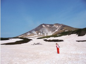 札幌発着【北海道・大雪山国立公園】北海道最高峰で、夏の雪体験!【6-7月限定】