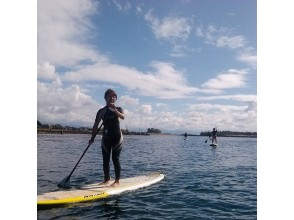[Fukui ・ Mikuni / Takasu] Stand-up paddle 2-hour experience course Experienced instructors will teach!