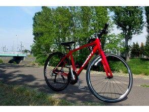 [北海道/札幌市郊]歡迎來到第一個挑戰,在石狩河下游騎自行車,在成吉思汗騎自行車(約3小時)