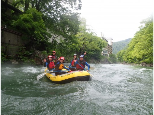 ◇ Photo free gift ♪ [Limited Sale] Comfortable Rafting tour with beautiful facilities and the best gear! !の紹介画像